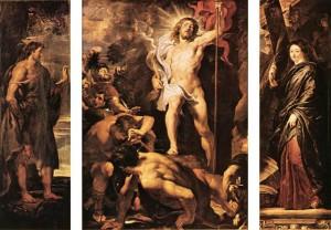 La Resurrezione di Cristo, di Pieter Paul Rubens