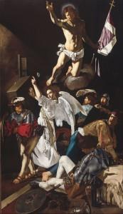 Risurrezione di Gesù, Francesco Buoneri, 1619-20