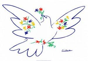 colomba della pace picasso