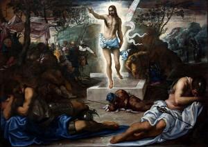 tintoretto la resurrezione