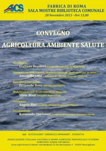 convegno agricoltura salute ambiente fabrica di roma_ridotto Lay